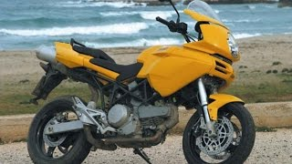 8. Ducati Multistrada 620 exhaust sound and acceleration compilation