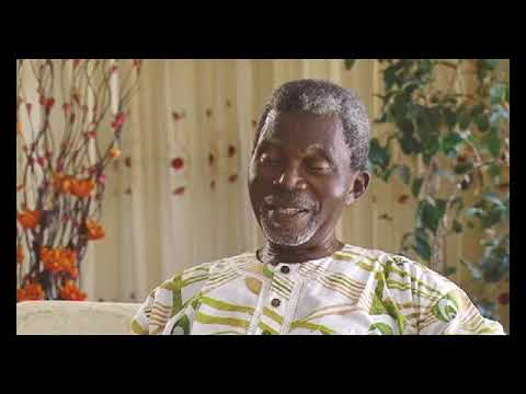 Late JAB ADU- The Village Head Master Veteran Actor Of The 80s