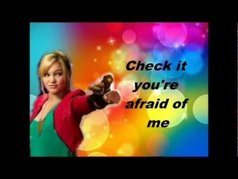 Olivia Holt from Girl Vs. Monster – Fearless (full song) Lyrics