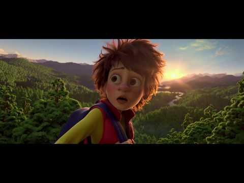 El hijo de Bigfoot - Trailer?>