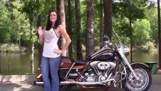 9. Used 2008 Harley Davidson CVO Road King for sale in Georgia