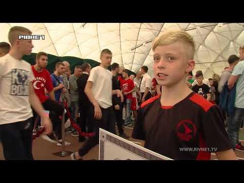 У Рівному відбувся Чемпіонат України з кікбоксингу ВАКО [ВІДЕО]