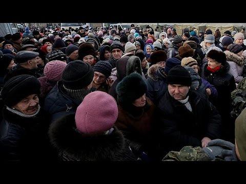Ουκρανία: Νέες συγκρούσεις του ουκρανικού στρατού με φιλορώσους αυτονομιστές