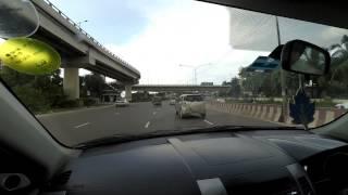 Dhanmondi to Uttara (Time-lapse) HD
