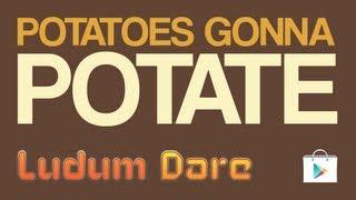 Minimalistic Potato YouTube video