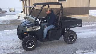 9. BigIron Auctions, 2012 Polaris Ranger 800XP 4x4 UTV, February 27, 2019