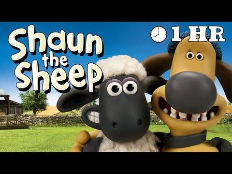 Shaun the Sheep - Season 2 - Episodes 21-30 [1HOUR] (видео)