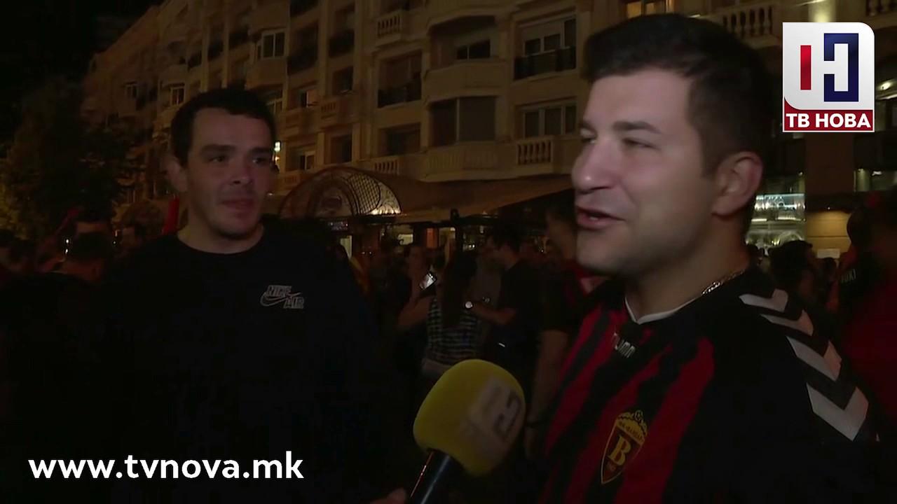 АНКЕТА: На плоштад се слави титулата на Вардар