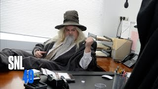 Hobbit Office - SNL