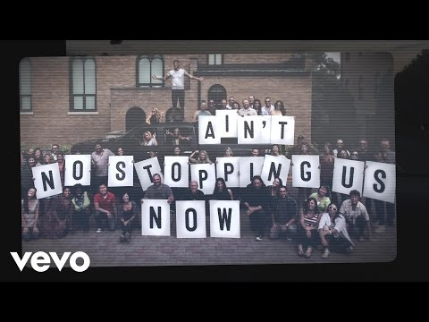Ain't No Stopping Us Now (Fan Lyric Video)