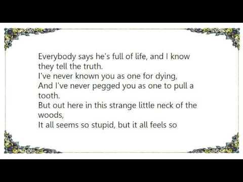 Fruit Bats - Strange Little Neck of the Woods Lyrics