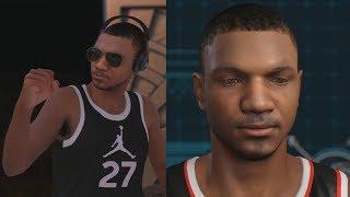NBA 2K18 My Career Prelude - Chris Smoove Creation! Sharpshooting Playmaker! PS4 Pro 4K Gameplay