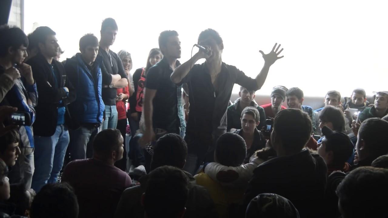 Hayırmı Sosyetik – Konya Konseri  iSyanQaR26 & Serseri Bela
