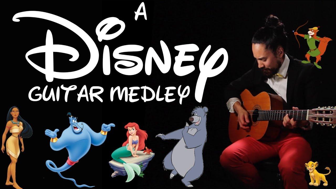 A Disney Guitar Medley