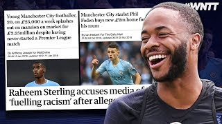 RAHEEM STERLING IS THE HERO FOOTBALL NEEDS! | #WNTT by Football Daily