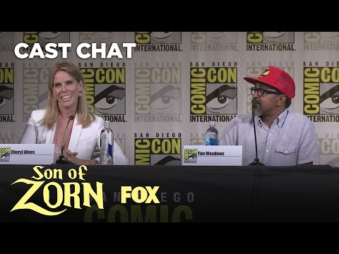 Comic-Con Panel Highlights Pt.1 | Season 1 | SON OF ZORN