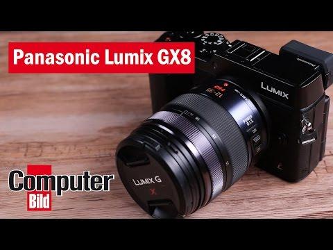 Systemkamera: Panasonic Lumix GX8 im Test