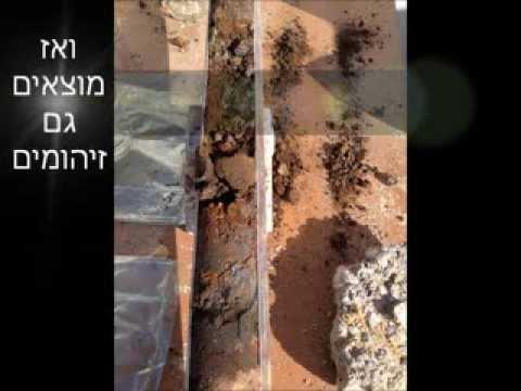 סקר כחלק מגילוי נאות במתחם בדרום תל אביב