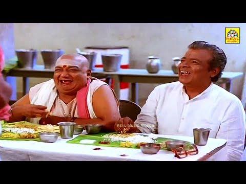 Video அம்பி சாம்பார் ரொம்ப நல்ல இருக்கு இன்னும் கொஞ்சம் ஊத்து || Tamil Food Eating Comedy Scenes download in MP3, 3GP, MP4, WEBM, AVI, FLV January 2017