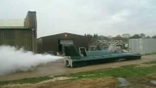 Steamcar 1st Test Run
