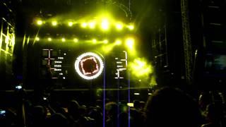 EDC Vegas 2011 - Sub Focus (Live) - Rock it + Hold On Remix
