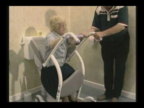 Patient Lift-  Protecting the patient and the caregiver