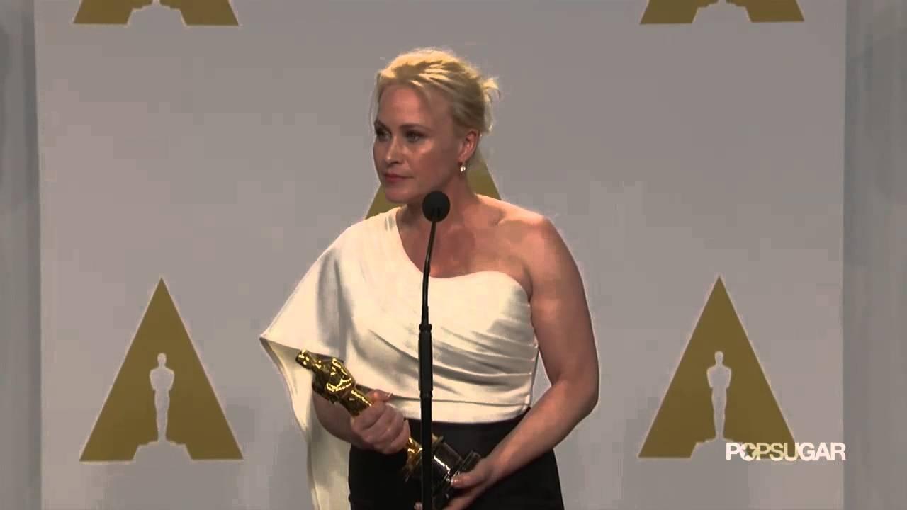 The Patricia Arquette Speech You Didn't Hear