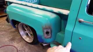 Download Lagu 1974 Chevy C10 Short Bed Step Side Update on Patina Paint Job #4B Mp3