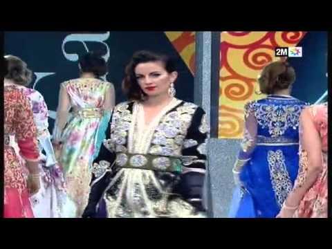 Caftan 2013: Samira El Mhaidi - Siham El Habti
