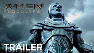 Nonton X-Men: Apocalypse | Official HD Trailer #1 | 2016 Film Subtitle Indonesia Streaming Movie Download