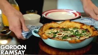 Gordon Ramsay's Spicy Mexican Eggs