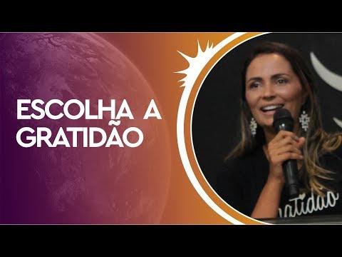 06/01/2019 - Escolha a Gratidão - Profeta Kamilla Cunha