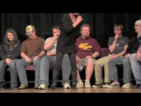 Comedy hypnosis - a little fart humor!