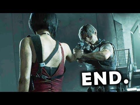 MỘT TRONG HAI TA PHẢI CHẾT | Resident Evil 2 Leon (END) - Thời lượng: 59 phút.