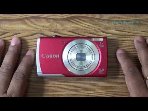 Canon Powershot A2600 Review: Complete In-depth Hands-on full HD
