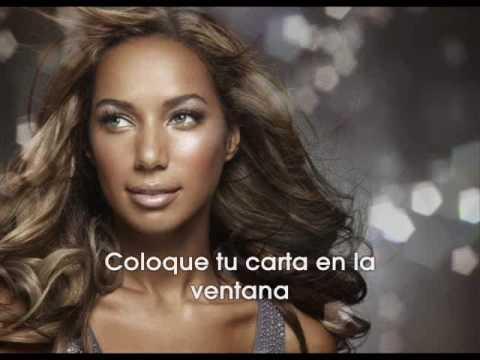 Leona Lewis - Love Letter (Traducida al Español)