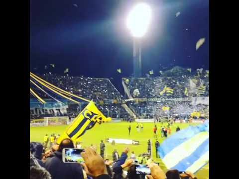 Rosario Central vs Gremio. Octavos de Final Copa Libertadores (05/05/2016) - Los Guerreros - Rosario Central