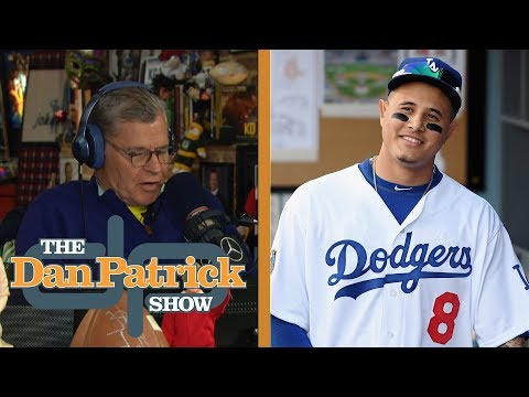Video: Why Manny Machado was driven to the San Diego Padres | The Dan Patrick Show | NBC Sports