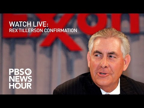Download WATCH LIVE: Rex Tillerson confirmation hearing HD Mp4 3GP Video and MP3