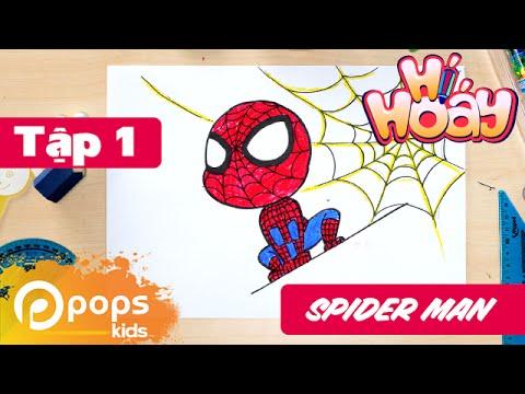 Spiderman TV Tập 1: Dọn nhà bằng đũa thần