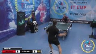 Кирсанов К. vs Ковалев А.