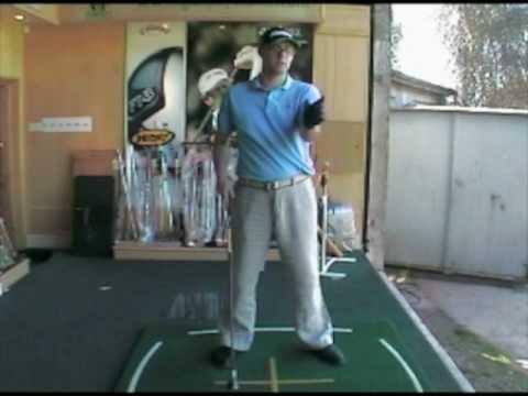 How To Play A Golf Rescue/Hybrid Club