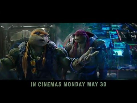 Teenage Mutant Ninja Turtles: Out of the Shadows (TV Spot 'Become')