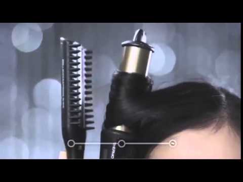 03 Bellissima Revolution Tutorial Curly and Voluminous hai