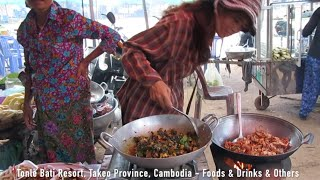 Takeo Cambodia  city pictures gallery : Tonle Bati Resort - Takeo Province - Cambodia