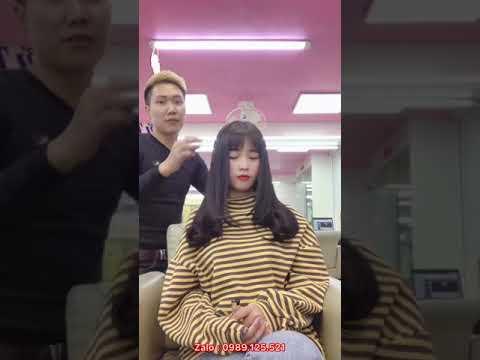 707 Video của Salon chuyến nối tóc Bắc Hugo