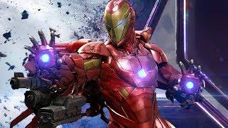 New Iron Man Suit - Avengers Endgame | Model Prime Armor