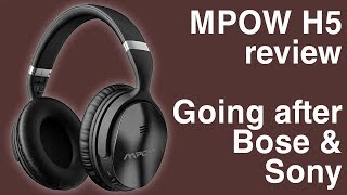 Video Mpow H5 Active Noise Cancelling Bluetooth Headset MP3, 3GP, MP4, WEBM, AVI, FLV Juli 2018