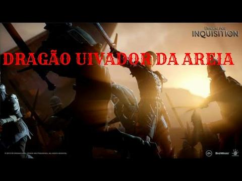 Dragão UIVADOR DA AREIA !!