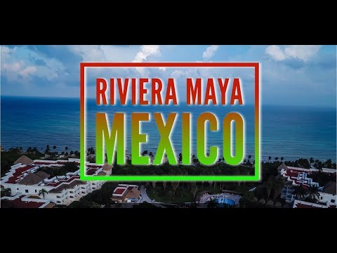 Grand Sunset Princess | Riviera Maya | Playa Del Carmen | Mexico | Drone 4K